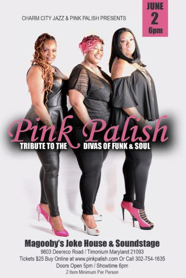 2019 PINK PALISH